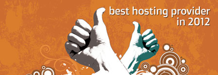 Alpha Host Choose as Best Hosting provider in 2012