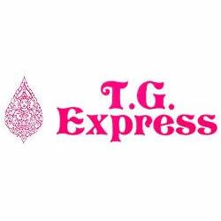 <a href='http://www.tgexpress.net' target='_blank'>T.G. Express</a>